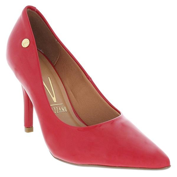 Zapato Formal Mujer Rojo